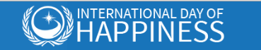 Happy International Day of Happiness – 20 March