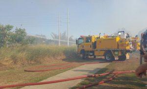 Bushfire – Crime Prevention